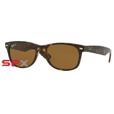 Ray Ban RB2132 902/57 New Wayfarer Polarized