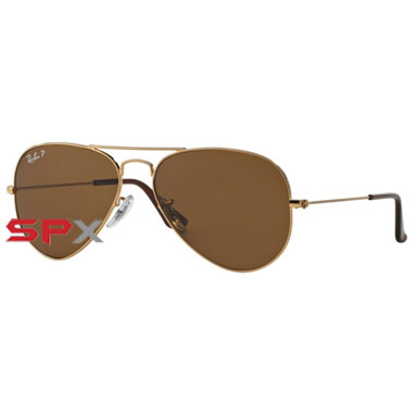 Ray Ban RB3025 001/57 Aviator Polarized