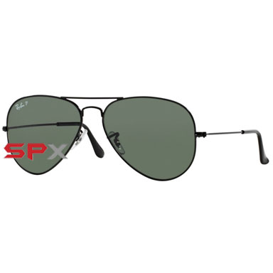 Ray Ban RB3025 002/58 Aviator Polarized