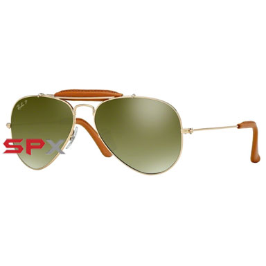 Ray Ban RB342/2Q 001/M9 Polarized