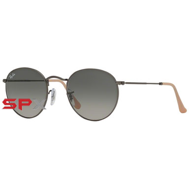 1c8579d624 Ray Ban RB3447 029 71 Round Metal - SPX Opticians Ltd