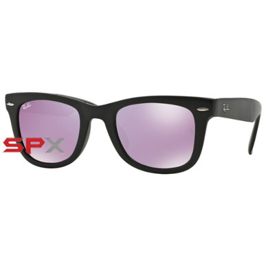 Ray Ban RB4105 601S/4K Folding Wayfarer