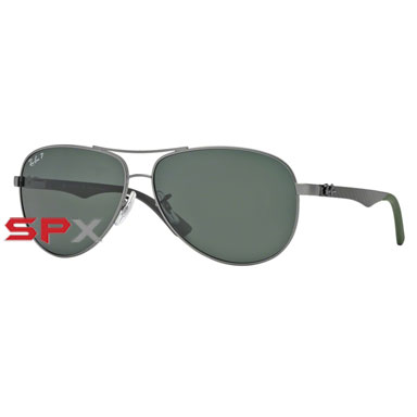 Ray Ban RB8313 004/N5 Carbon Fibre Polarized