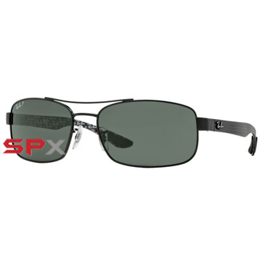Ray Ban RB8316 002/N5 Carbon Fibre Polarized