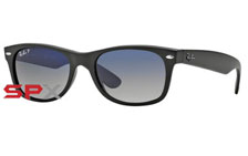 Ray Ban RB2132 601S/78 New Wayfarer Polarized