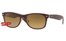 Ray Ban RB2132 6054/M2 New Wayfarer  Polarized