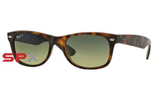Ray Ban RB2132 894/76 New Wayfarer Polarized