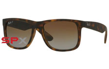 Ray Ban RB4165 865/T5 Justin Polarized