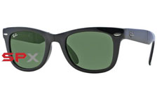Ray Ban RB4105 601 Folding Wayfarer