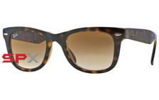 Ray Ban RB4105 710/51 Folding Wayfarer