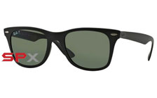 Ray Ban RB4195 601S/9A Wayfarer Liteforce Polarized