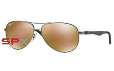 Ray Ban RB8313 004/N3 Carbon Fibre Polarized